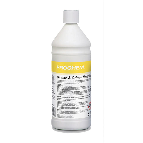 Prochem Smoke and Odour Neutraliser -  Chemical - Prochem