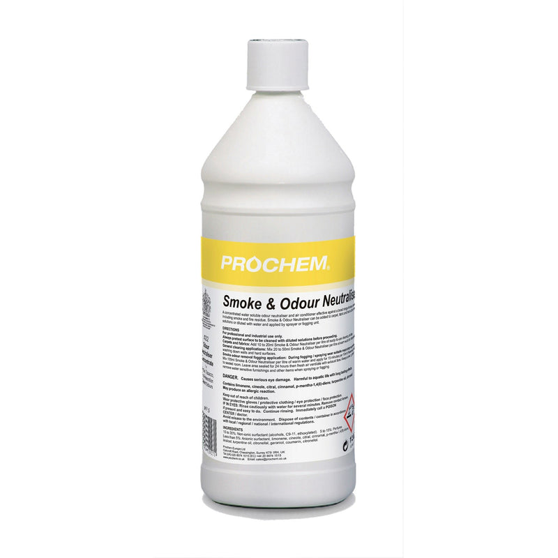 Prochem Smoke and Odour Neutraliser