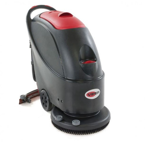Viper AS430B Battery Scrubber Dryer -  Walk behind scrubber dryer - Viper