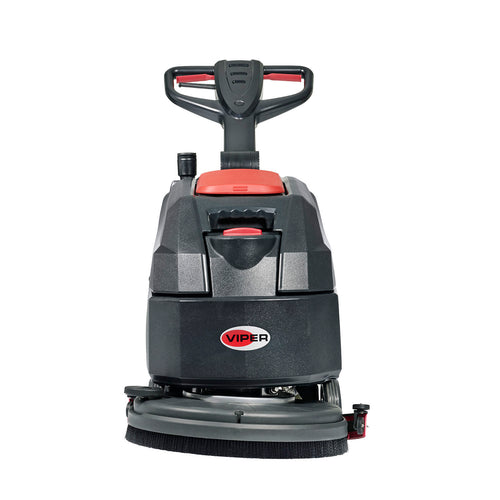 Viper AS4335C - 17 Inch, 35 Litre Small Walk Behind Mains Scrubber Dryer