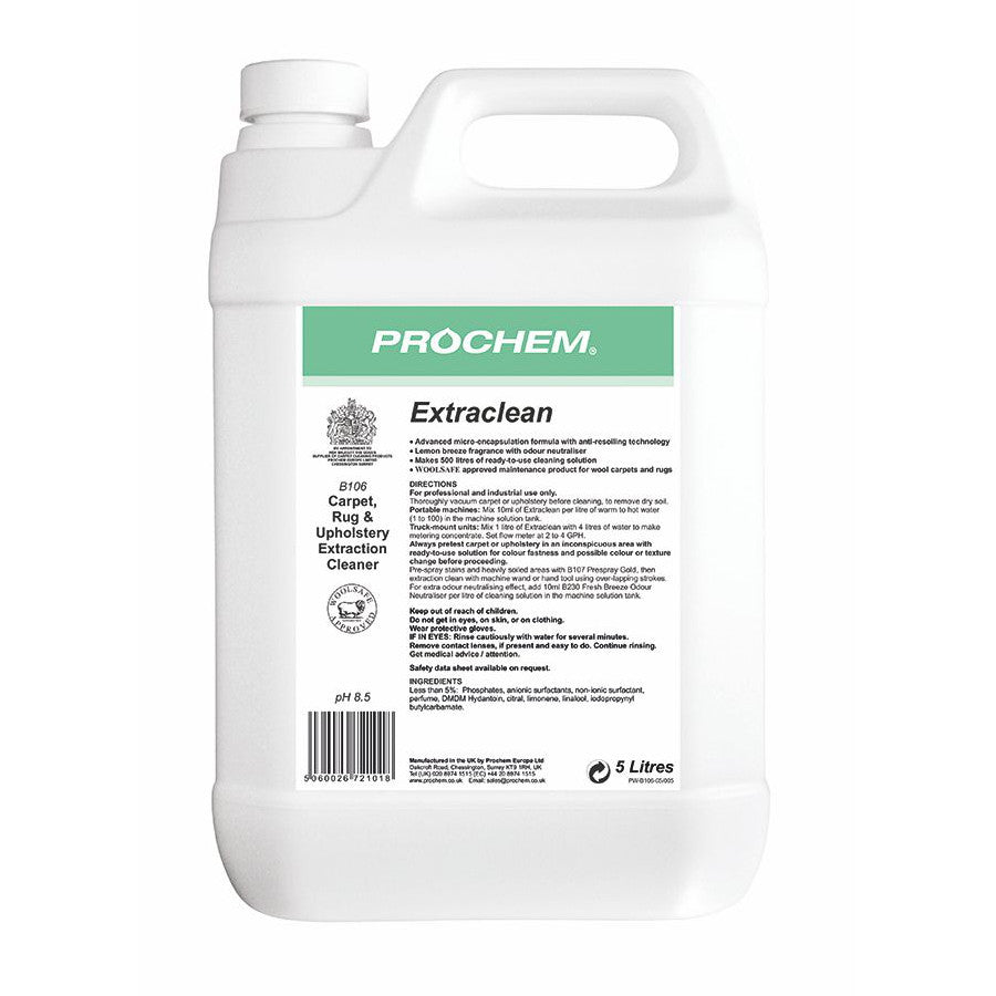 Prochem Extraclean - Advanced Micro-encapsulation Extraction Cleaner