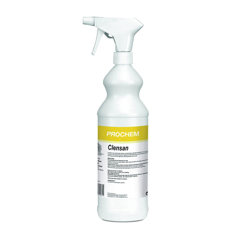 Prochem Clensan - Specially Formulated Sanitizer For Carpets And Fabrics -  Chemical - Prochem
