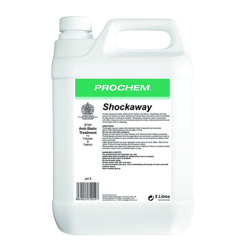 Prochem Shockaway -  Chemical - Prochem