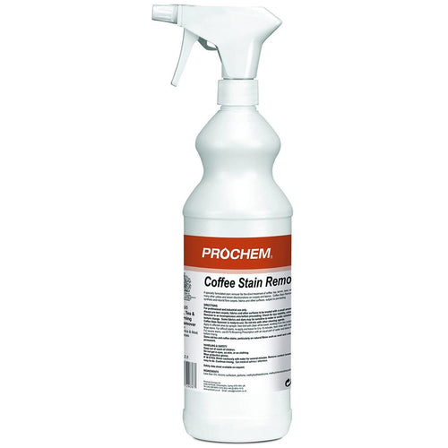 Prochem Coffee Stain Remover Spray - Specially Formulated Ready-to-use Acidic Spotter -  Chemical - Prochem