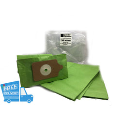 Candor paper dust bags x 10 to fit Numatic Henry, Hetty, Basil, Harry, James. Premium quality -  Dustbags - Candor Services