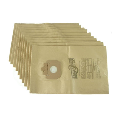 Taski Vento 15 Bags - Pack of 10 Paper vacuum dustbags -  Dustbags - Candor Services