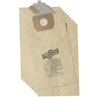 Taski Vento 8 Bags - Pack of 10 Paper vacuum dustbags -  Dustbags - Candor Services