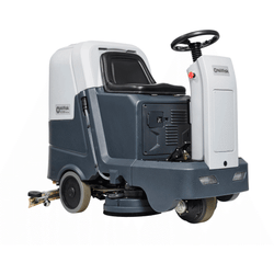 Nilfisk SC3500 Go Line Mid Sized Ride On Scrubber Dryer -  Ride on scrubber dryer - Nilfisk Alto