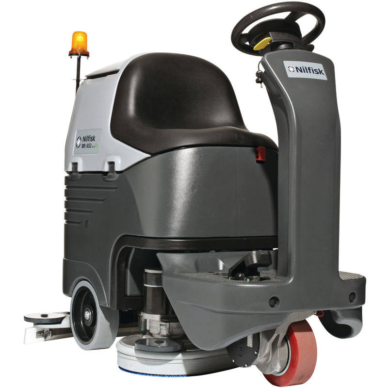 Nilfisk BR652 Ride on scrubber dryer - G180 PH BR UK