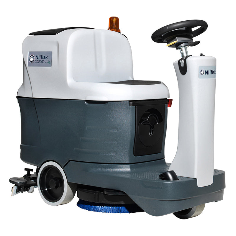Nilfisk SC2000 Ride On Scrubber Dryer