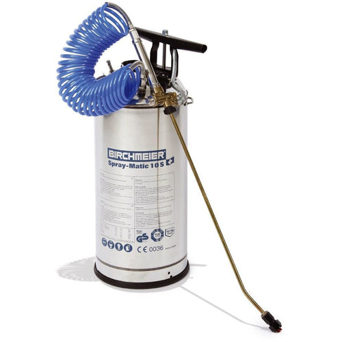 Prochem 10L Stainless Steel Pressure Sprayer -  Janitorial Products - Prochem