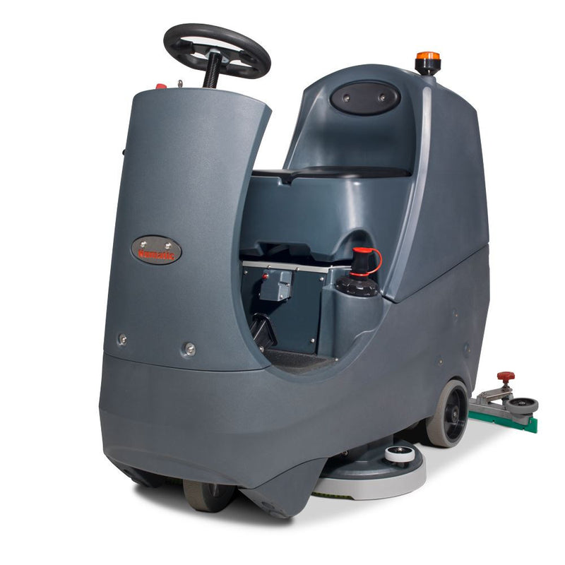 Numatic CRO8072G Ride On Scrubber Dryer