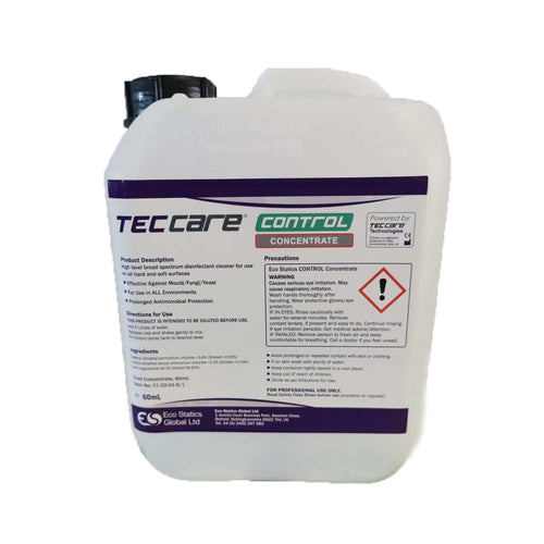 Victory Control Concentrate 4 x 5 Litres (Makes 20 Litres Of Ready To Use Chemical)