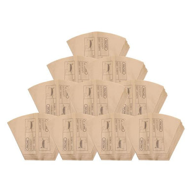 Pacvac Paper Dust Bags - Pack 10