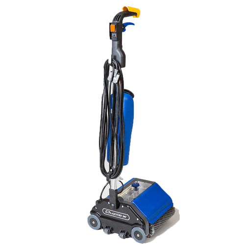 Duplex 280 Floor Cleaning Machine - 280mm Cleaning Path -  Walk behind scrubber dryer - Duplex