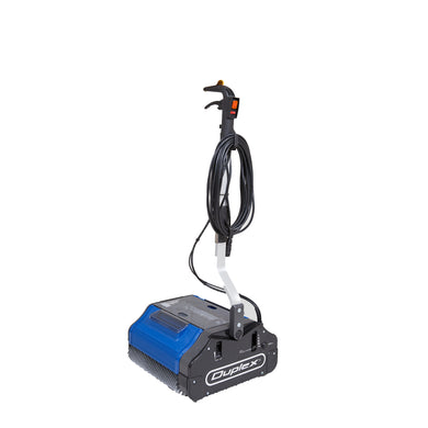 Duplex 420 Floor Cleaning Machine - 240v - 420mm Cleaning Path -  Walk behind scrubber dryer - Duplex