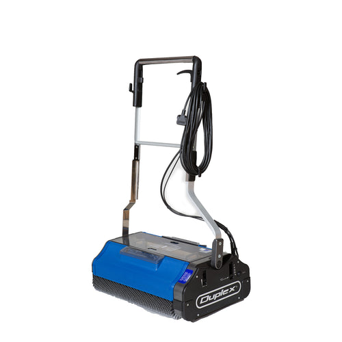 Duplex 620 Floor Cleaning Machine - 240v - 620mm Cleaning Path -  Walk behind scrubber dryer - Duplex