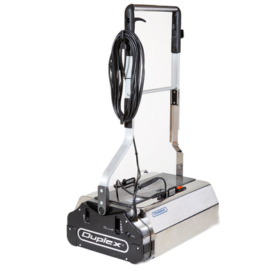 Duplex 620 Steam Floor Cleaning Machine - 240v - 620mm Cleaning Path With Steam -  Walk behind scrubber dryer - Duplex