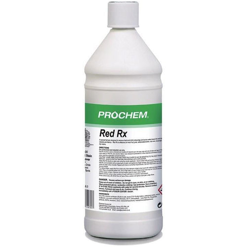 Prochem Red RX -  Chemical - Prochem