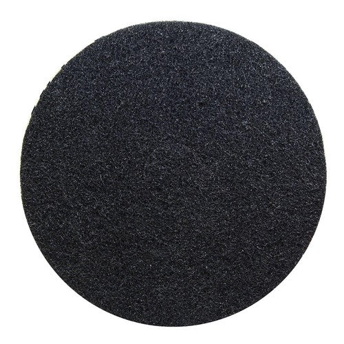 "i-Scrub 30EM Black Stripping Pads 12"" - 5 pack"