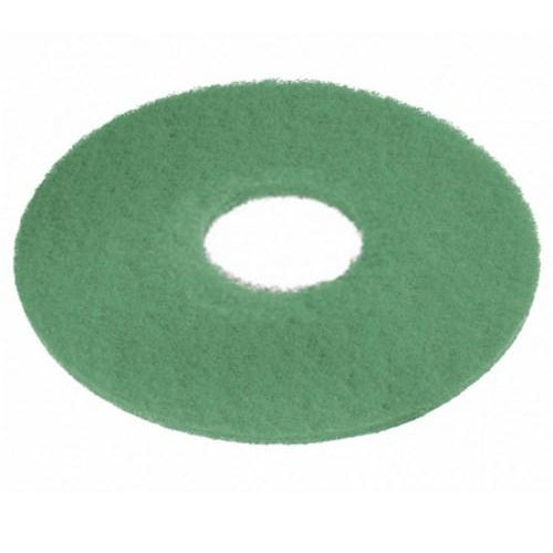 "i-Scrub 30EM Green Deep Cleaning Pads 12"" - 5 pack"