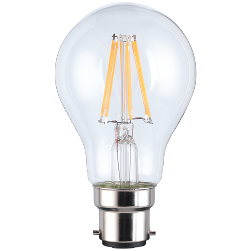 TCP Smart WiFi 7W BC/B22 Classic Filament LED Warm White Bulb -  Smart Bulb - TCP