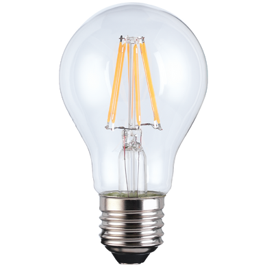 TCP Smart WiFi 7W ES/E27 Classic Filament LED Warm White Bulb -  Smart Bulb - TCP