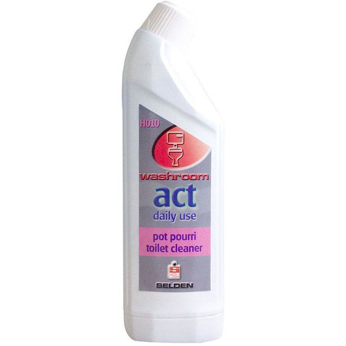 Selden ACT Pot Pourri Toilet Cleaner -  Janitorial Products - Selden