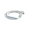 Electrolux 610 Hose Assembly Grey -  Vacuum Cleaner Hose - Candor Services