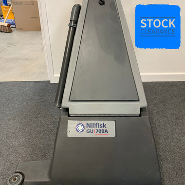 Nilfisk GU700A - Wide Area Vacuum Cleaner 240v - STOCK CLEARANCE