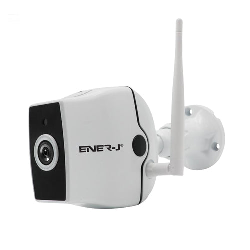 Ener-J Smart Premium Outdoor IP Camera, 1MP, 2 Way Audio -  Smart Camera - Ener-J