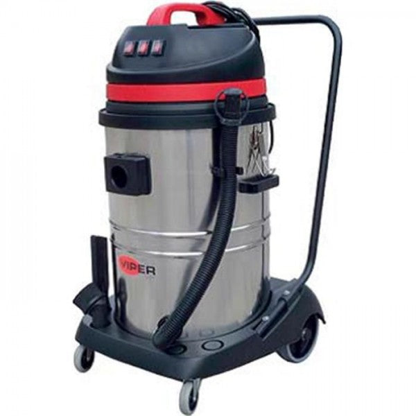 Viper Professional 75 Litre Wet Dry Vacuum Cleaner Lsu375