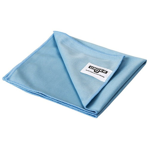 Unger MicroWipe Lite Glass Cloth 40x40cm - Pack of 10 -  Window Cleaning Cloths - Unger
