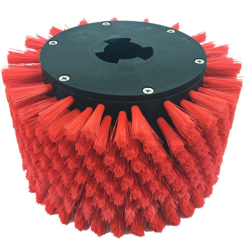 MotorScrubber skirting board and stair brush -  Portable Scrubber Brush - Motorscrubber