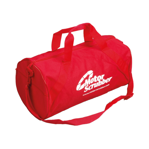 MotorScrubber small red accessory storage bag -  Portable Scrubber Storage Bag - Motorscrubber