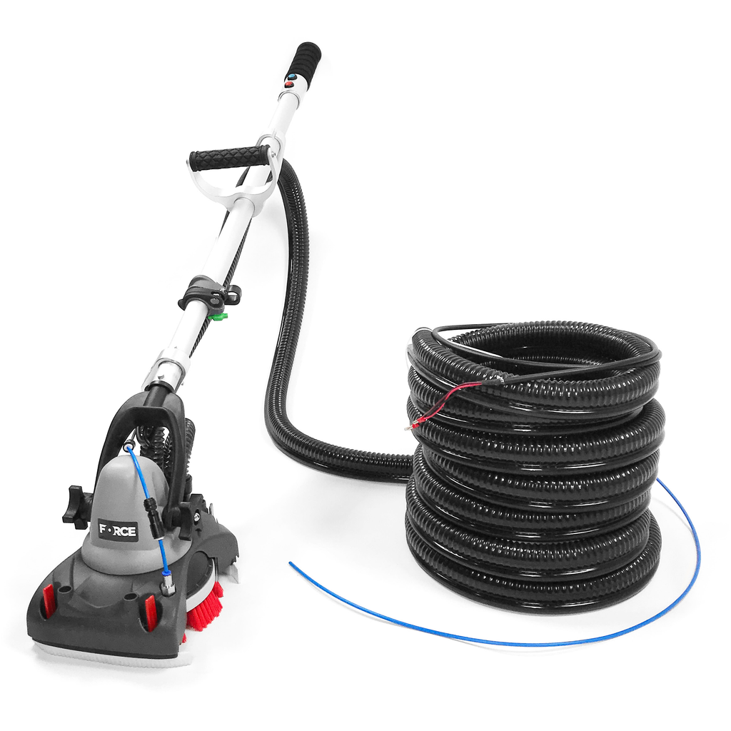 Motorscrubber Force MSFORCE Kit - Add portable scrubbing to any Medium - Large scrubber dryer