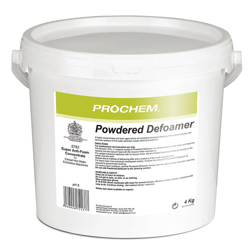 Prochem Powdered Defoamer 4Kg -  Chemical - Prochem