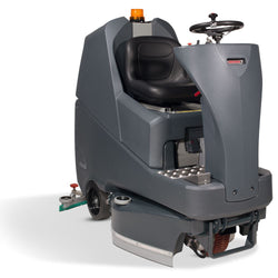 Numatic TRO650G/200T Ride On Scrubber Dryer -  Ride on scrubber dryer - Numatic