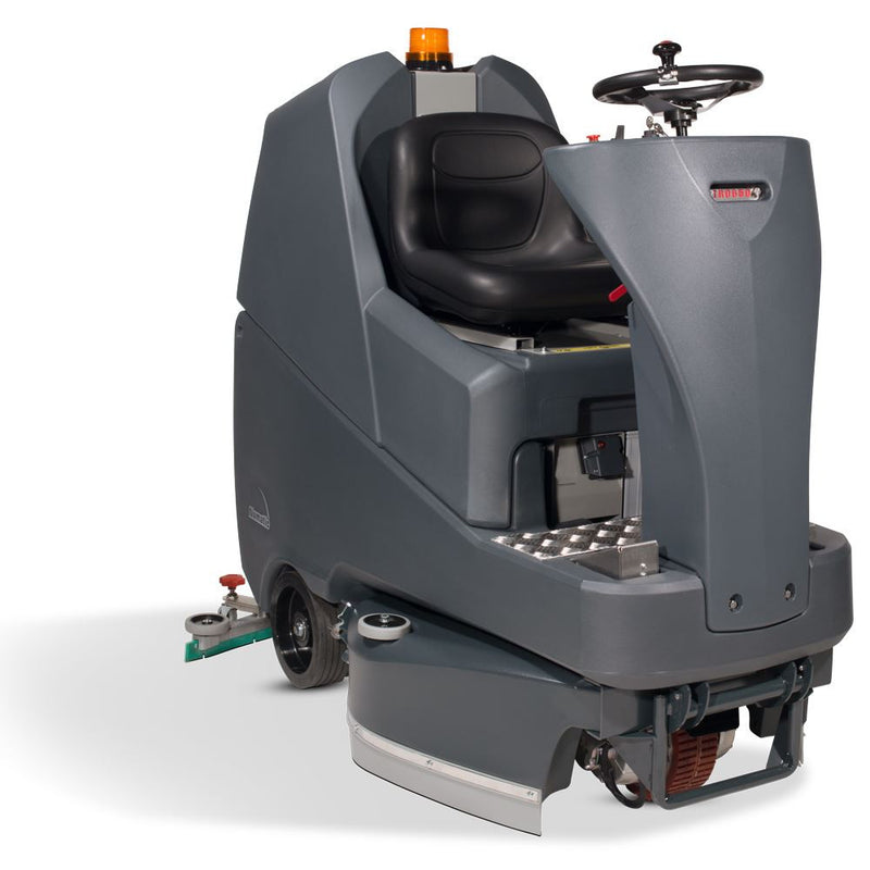 Numatic TRO650G Ride On Scrubber Dryer
