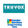 Truvox Orbis Carpet Shampoo Brush 0,5 Mm White Nylon With Diffuser