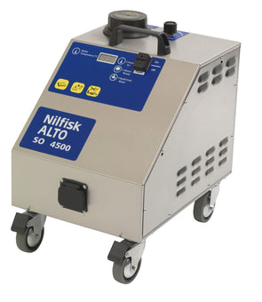 Nilfisk SO4500 Industrial Steamer - Maintain, Sanitise And Disinfect Professionally
