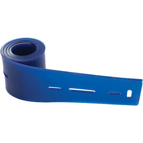 Viper AS430 and AS530 17inch Rear Squeegee Blade - Polyurethane Blue
