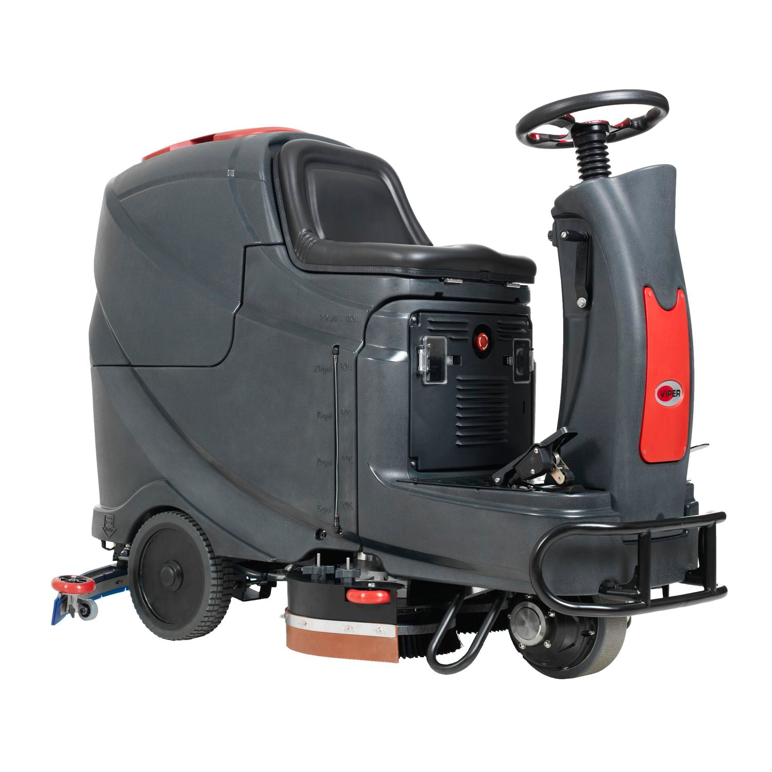 Viper As710 R Ride On Scrubber Dryer 24v