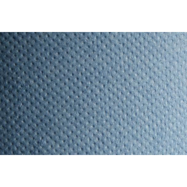 2ply Blue Contract Embossed Centrefeed Blue Roll - Pack of 6