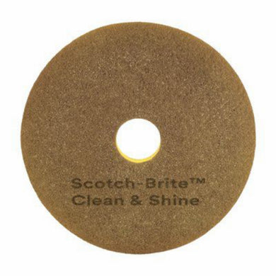 21 inch 3M Clean And Shine Scotch-Brite Floor Pads 21