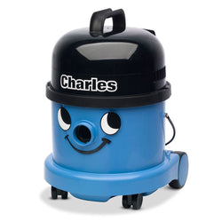 Numatic Charles CVC370 Wet and Dry Vacuum Cleaner 110v -  Cylinder Vacuum Cleaner - Numatic