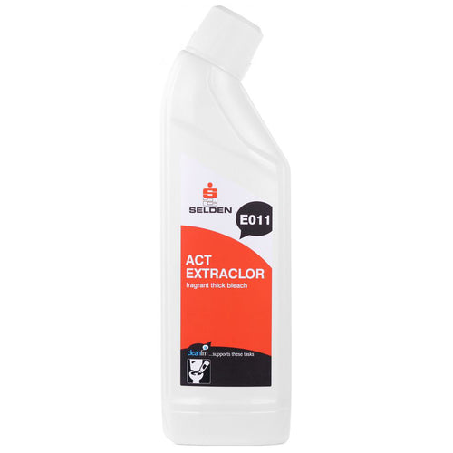 Selden ACT Extraclor Frangranced Thick Bleach 750ml