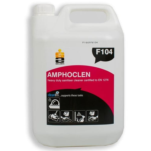 Selden Amphoclen Heavy Duty Sanitiser -  Janitorial Products - Selden