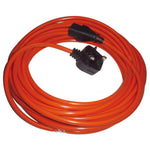 1.5mm 3 Core 15Mtr Cable With 10amp Plug -  Cable - Candor Services