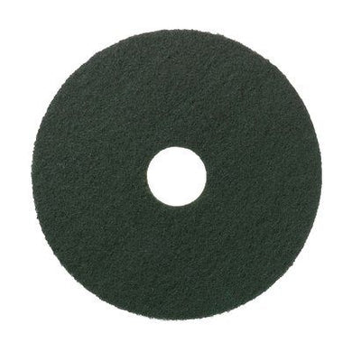 11 inch green floor pads 11
